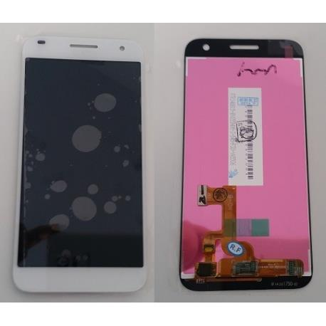 Huawei  Ascend G7 LCD Display Digitizer Touch Screen -WHITE