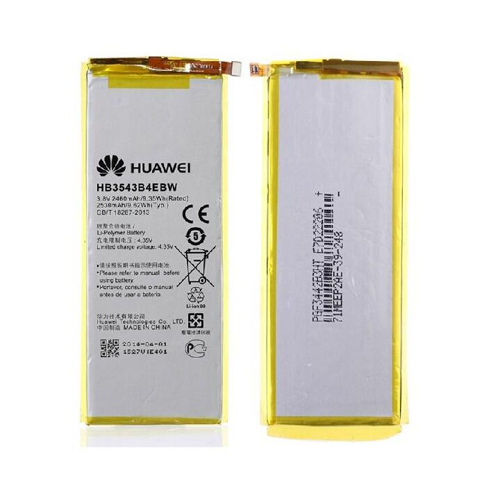 Huawei Ascend P7 Battery Replacement Sparepart 2500mAh