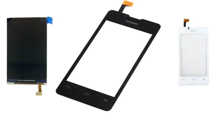 Huawei Ascend Y300 T8833 Display Lcd / Digitizer Touch Screen