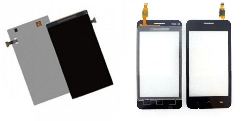 Huawei Ascend Y330 Display Lcd / Digitizer Touch Screen