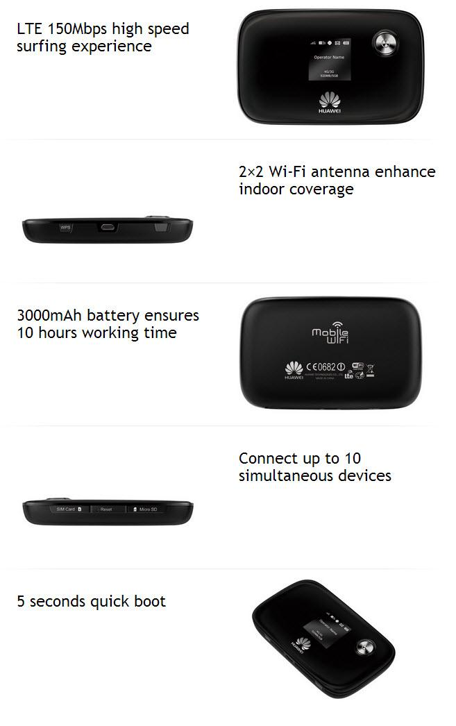 Huawei e5377s-32 lte cat 4 150mbps 4g : Target coin dividend