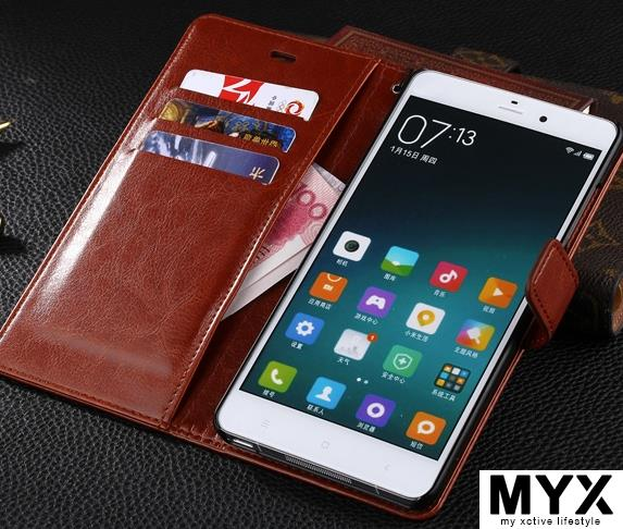 Huawei Glory 6plus / 4x /Mate 7 /Mate 8 Real Leather Casing Case Cver