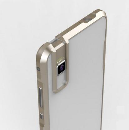 Huawei Glory Honor 7i Metal Drop Resistance Casing Case Cover