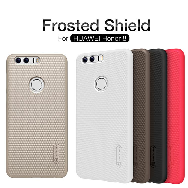 Huawei Honor 8 Nillkin Super Frosted Shield Cover Sand Case