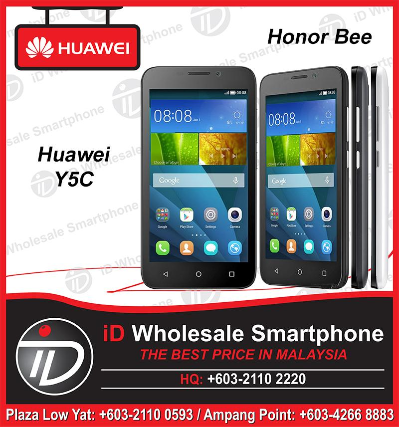 HUAWEI  Honor Bee (Y5C) Dual SIM, Quad-Core - ORIGINAL MALAYSIA SET