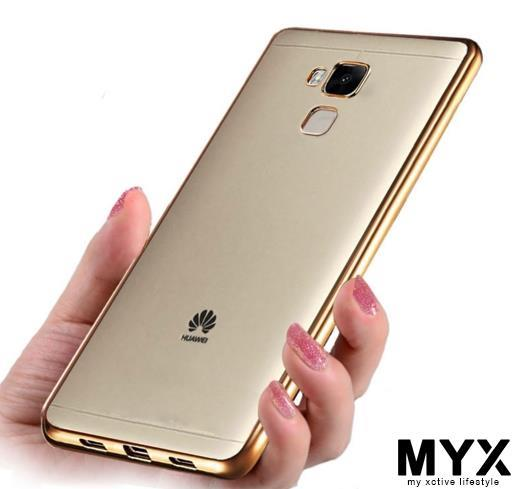 Huawei Honor Glory 5x Ultra Thin Silicone Casing Case Cover
