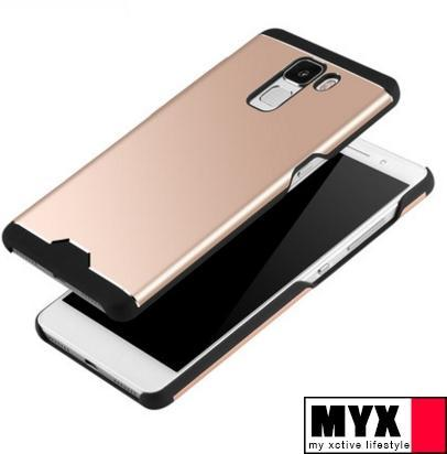 Huawei Honor Glory 7 Metal Drop Resistance Slim Casing Case Cover