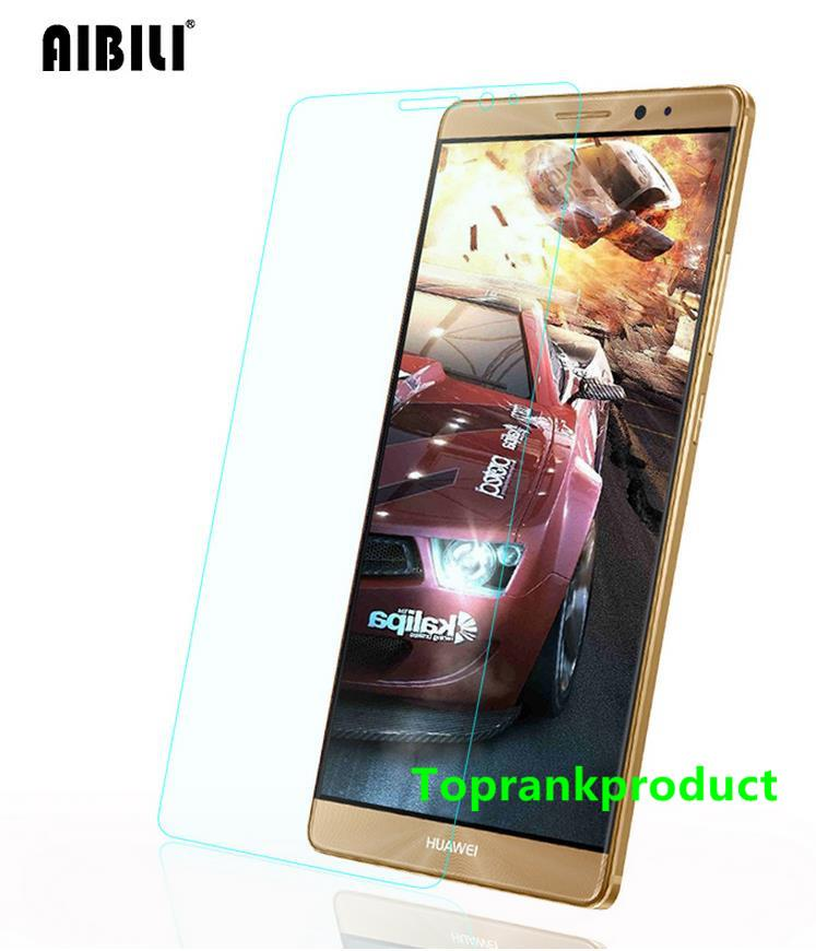 Huawei Mate 8 Mate8 Full Cover Clear Tempered Glass Screen Protector