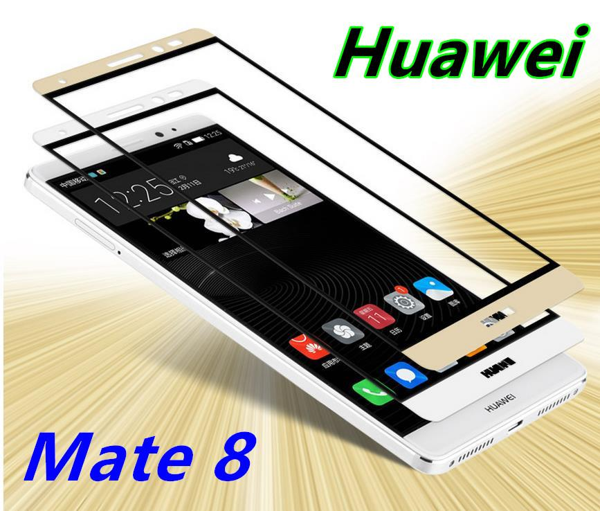 Huawei Mate 8 Mate8 Full Cover Tempered Glass Screen Protector