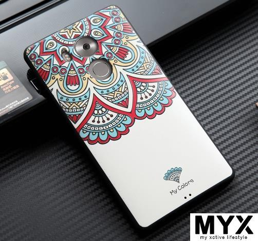 Huawei Mate 8 Silicone Thin Protective Casing Case Cover