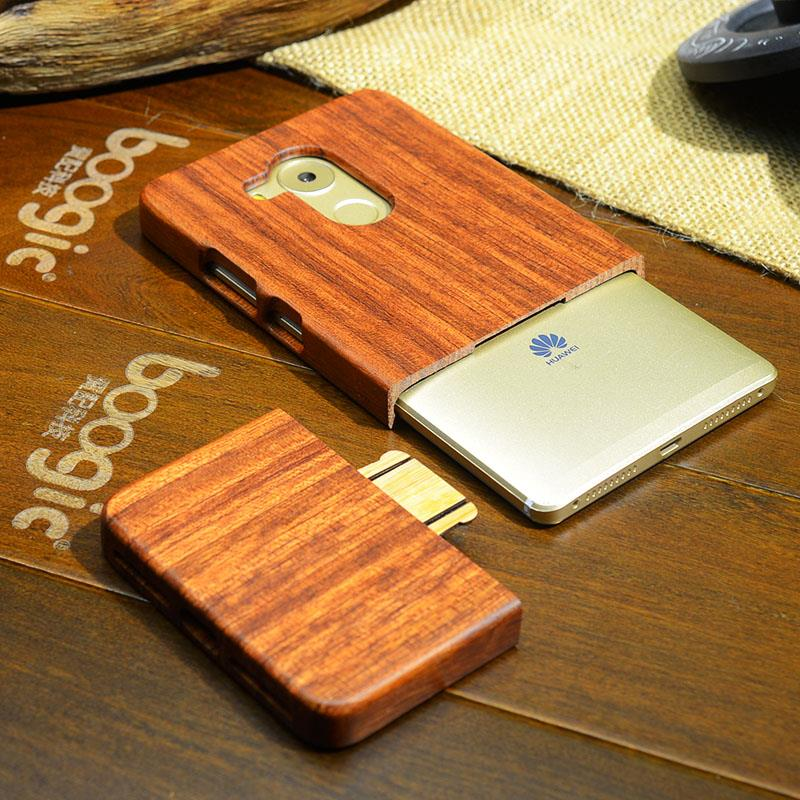 Huawei Mate 8 Wood Casing Case Cover