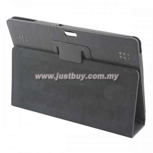 Huawei MediaPad 10 Leather Case - Black