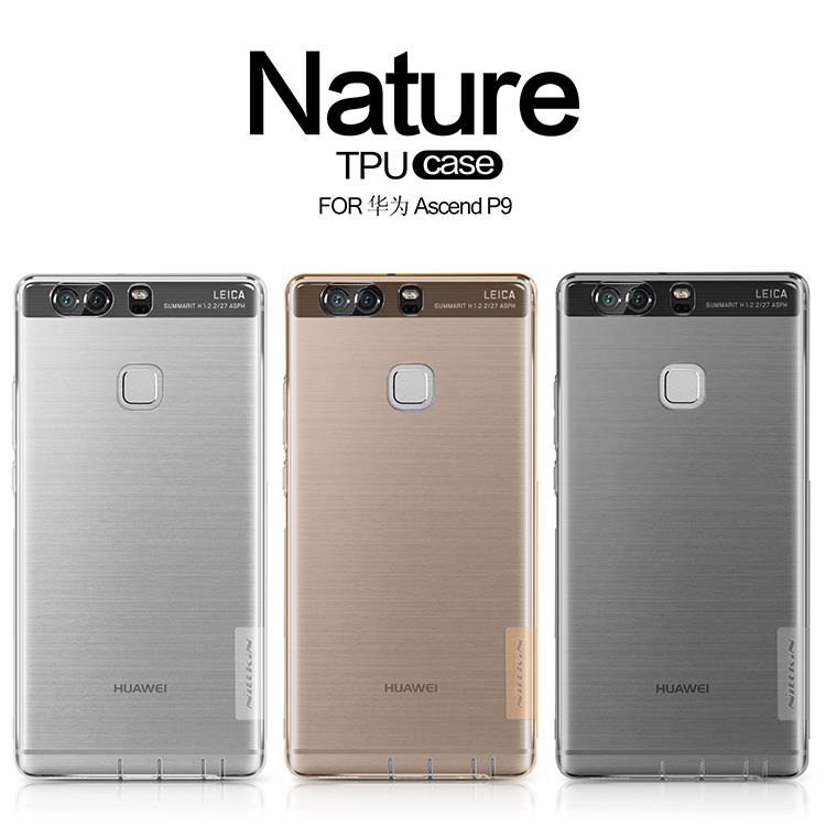 Huawei P9 Nillkin Nature Series Silicone Cover TPU Case