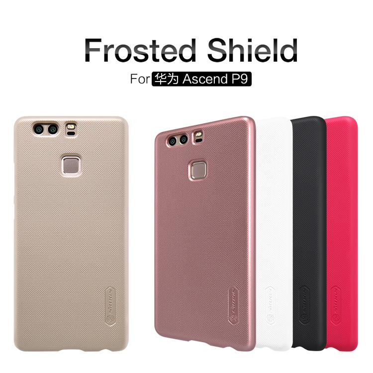 Huawei P9 Nillkin Super Frosted Shield Cover Sand Case
