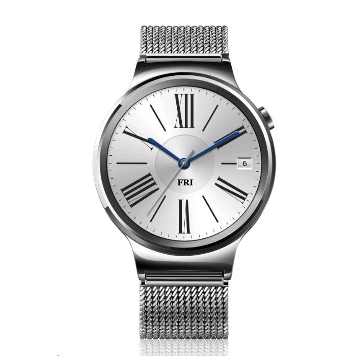 Huawei Watch with Mesh Band (Silver)