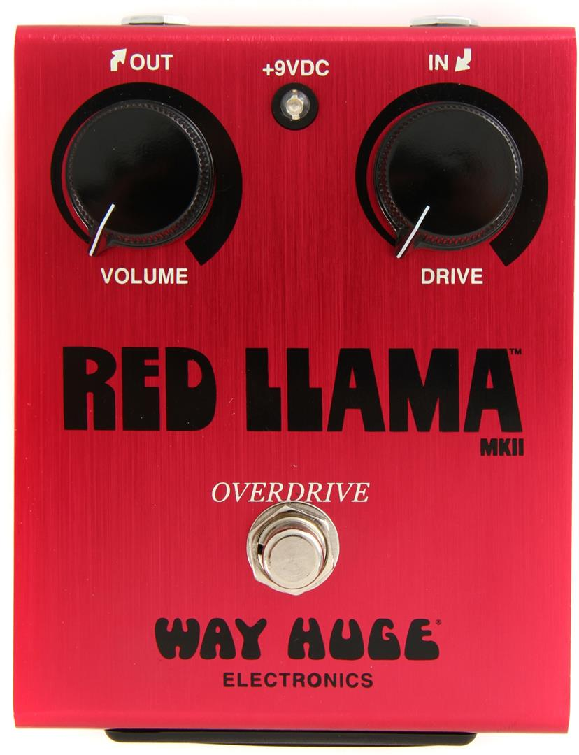 Way Huge WHE203 Red Llama Overdrive