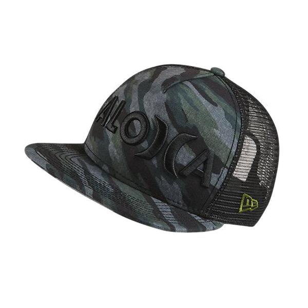 HURLEY ONE AND ONLY SNAP FFSN IN - MHA0005940 OLIVE GREEN