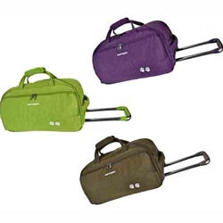 Hush Puppies Duffle Bag with Trolley 24 inch - HP14-693084