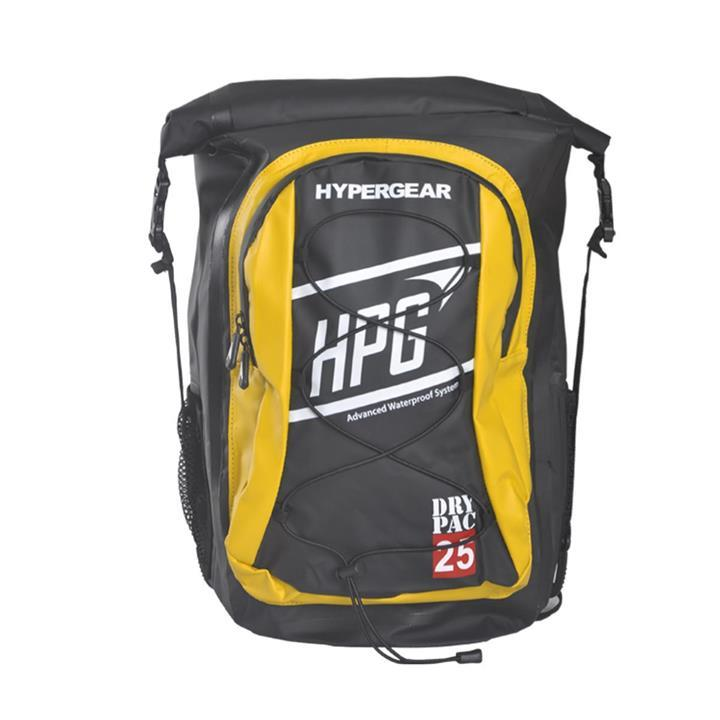 Hypergear Backpack Dry Pac lD 25 - Yellow