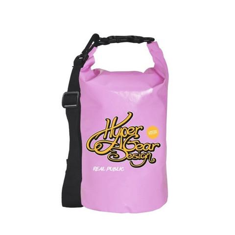 HYPERGEAR DRY BAG 5L REAL PUBLIC - PINK