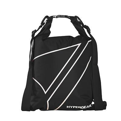 HYPERGEAR FLAT BAG 20L (Black)