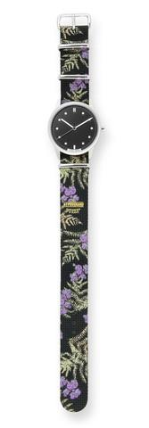 HYPERGRAND 01NATO WATCH ELECTRIC ORCHIDS