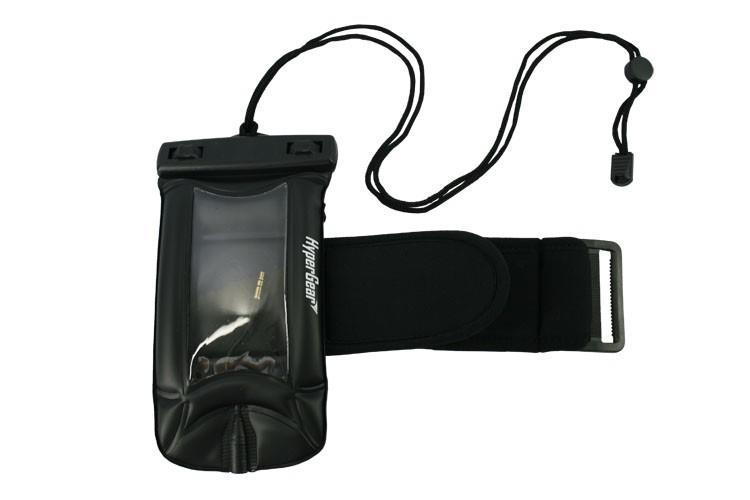 Hyperseal Music Arm Pouch - Black