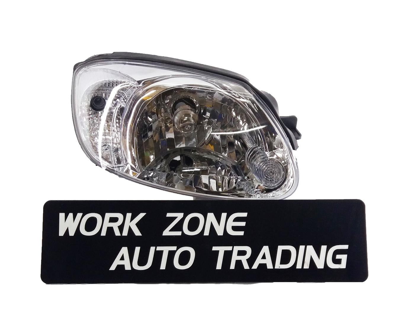 Hyundai ACCENT 2004 New Head Lamp