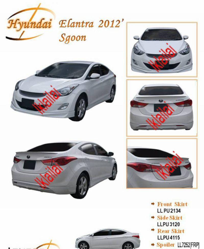 Chevrolet Cruze Price In Malaysia >> Hyundai Elantra Body Kit.html | Autos Post