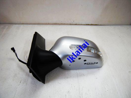 Hyundai Matrix Side/Door Mirror LED With Motor+Footlamp+Blue Lens