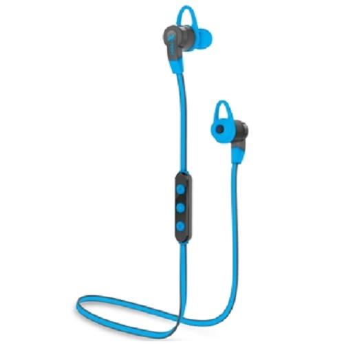 I-Tech Wireless Sweat Proof Audio Earphone MusicBand 6300 Blue