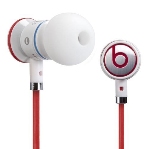 iBeats by Dr. Dre Earphone (black and white color)