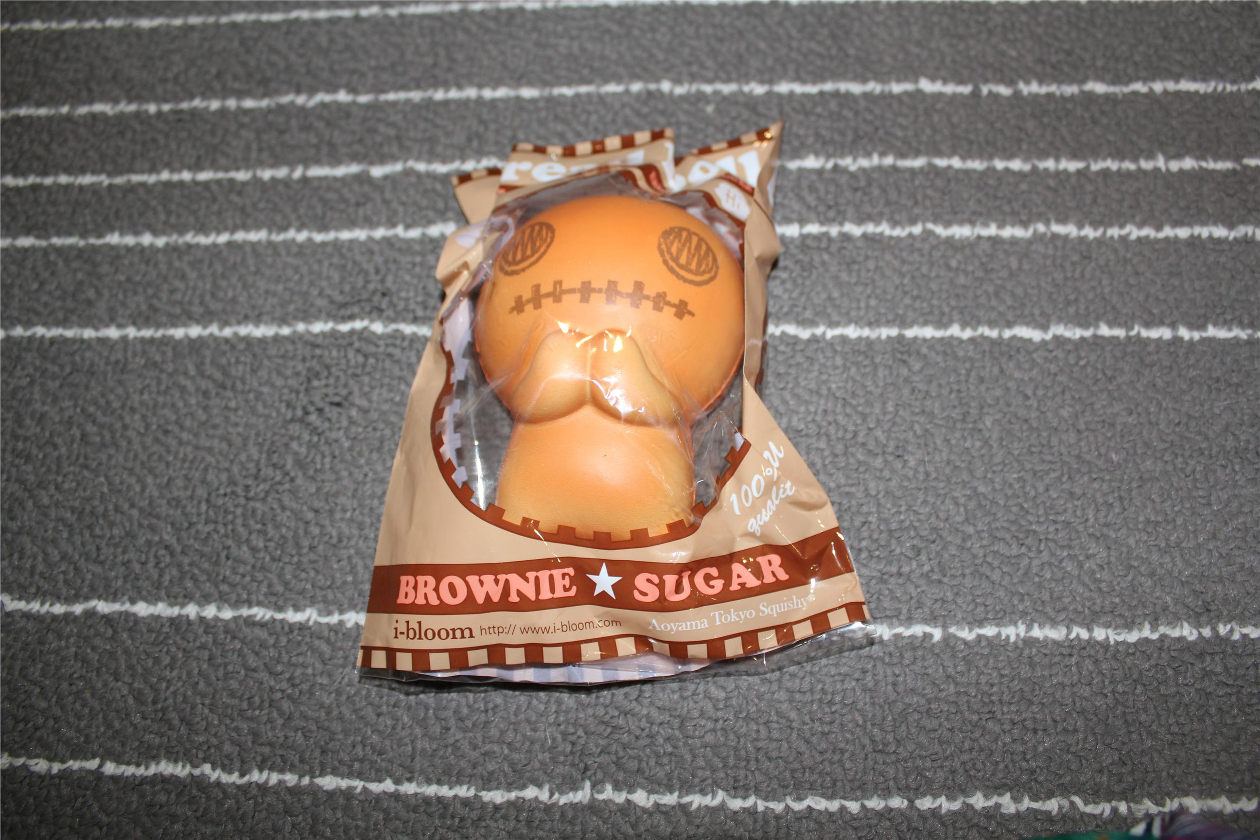 iBloom Bread Doll Squishy - Brownie (end 9/30/2015 3:15 PM)