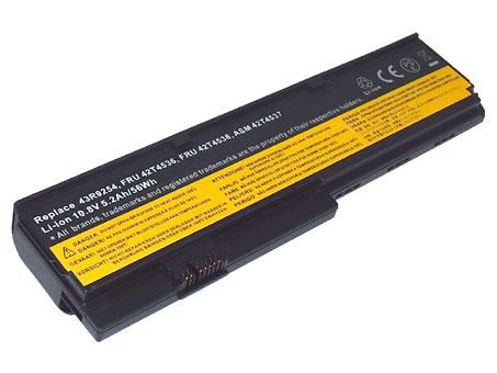 NEW IBM Lenovo ThinkPad X201 X201i X201s 42T4538 42T4540 battery