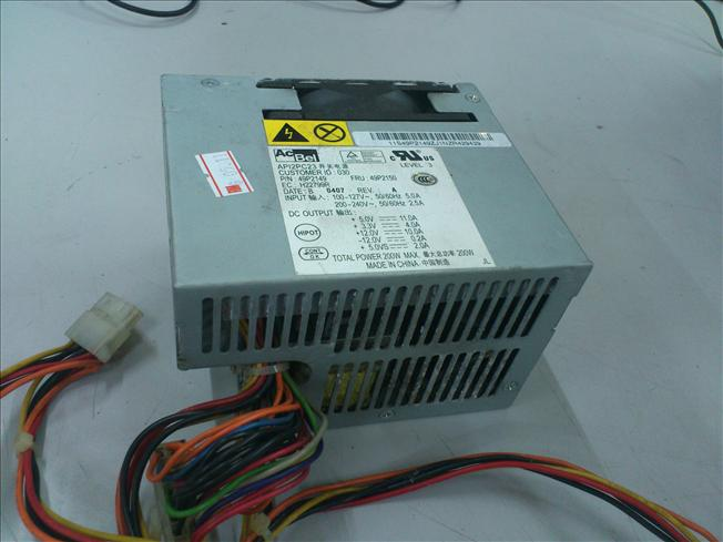 IBM ThinkCenter 8184 SFF Power Supply 291111
