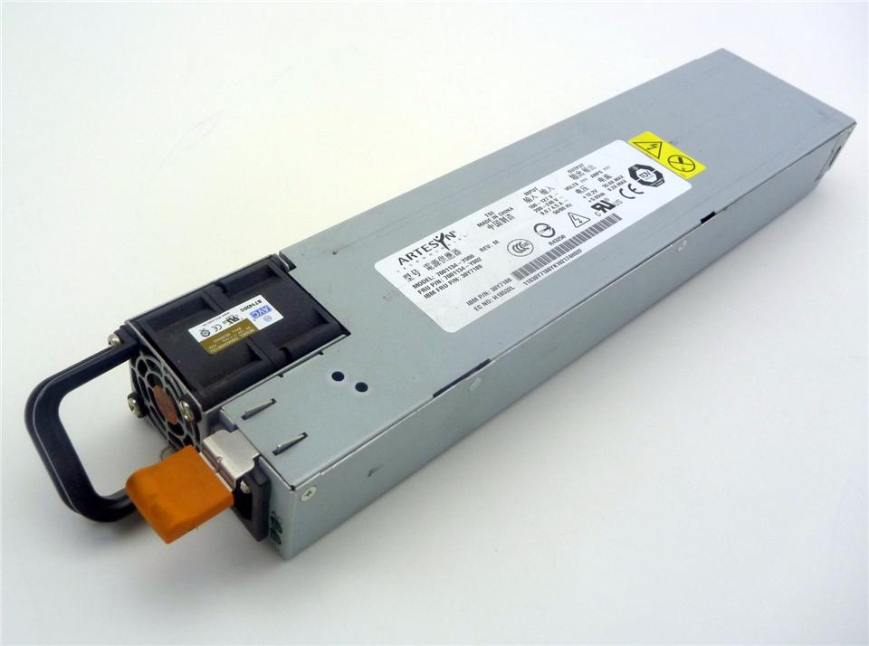IBM X3550 REDUNDANT POWER SUPPLY 670W PSU 39Y7188 39Y7189 7001134-Y000