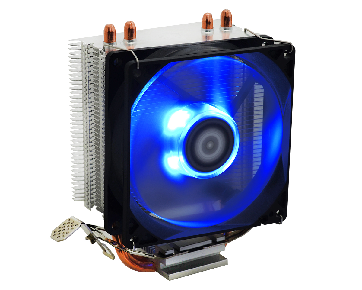 Cpu Air Cooler : Id cooling se cpu air cooler end pm