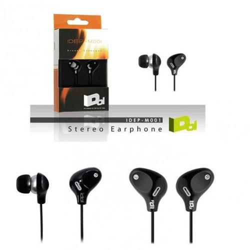 Idol IDEP-M001 In Ear Stereo Headphones