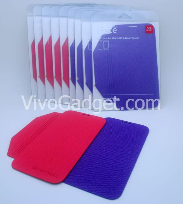 iFace Flip Cover for Samsung Note 2
