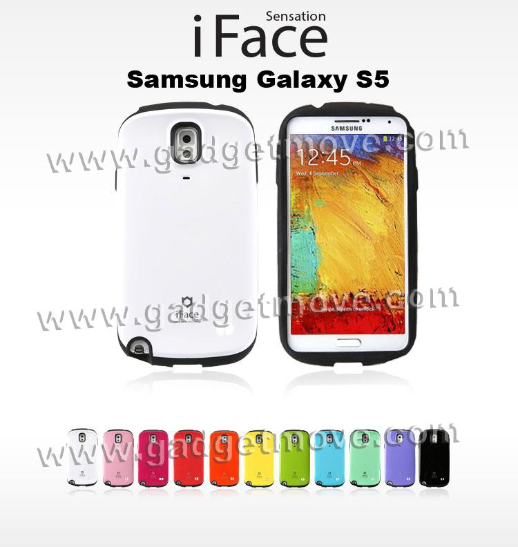 iFace Gen 4 Samsung Galaxy Note 2 3 TPU SGP Silicone Back Case Cover