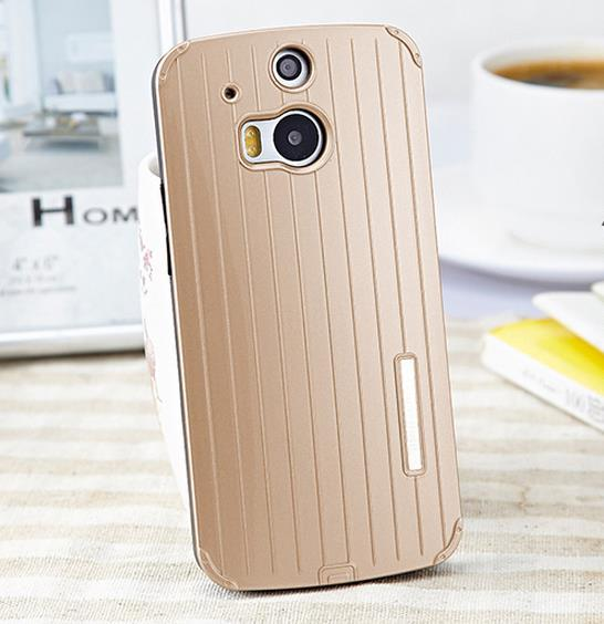 iface mall HTC One M8 ShakeProof Back Case Cover Casing + Free Gifts