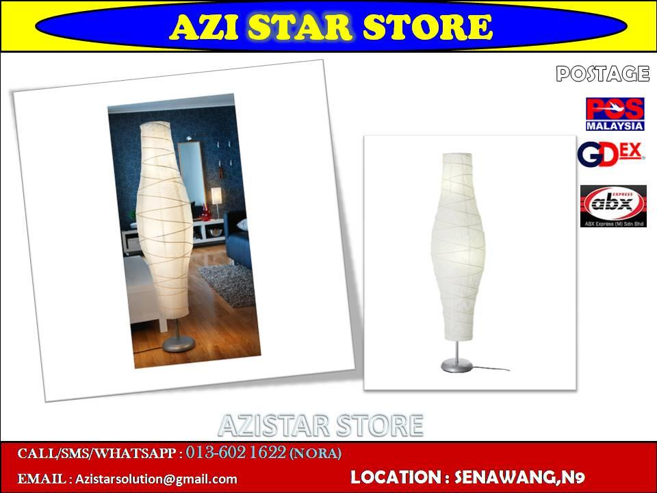 Ikea Dudero Floor Lamp Light Bulb ~ IKEA Dudero Floor Lamp with Ledare Bulb (Negeri Sembilan, end time 7