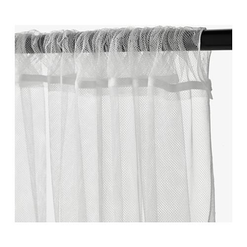 ikea lill net curtains 1 pai end 10 16 2017 5 15 pm myt. Black Bedroom Furniture Sets. Home Design Ideas