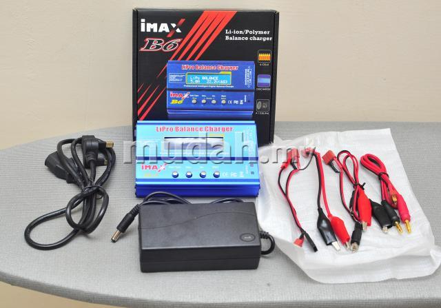 imax b6 charger software