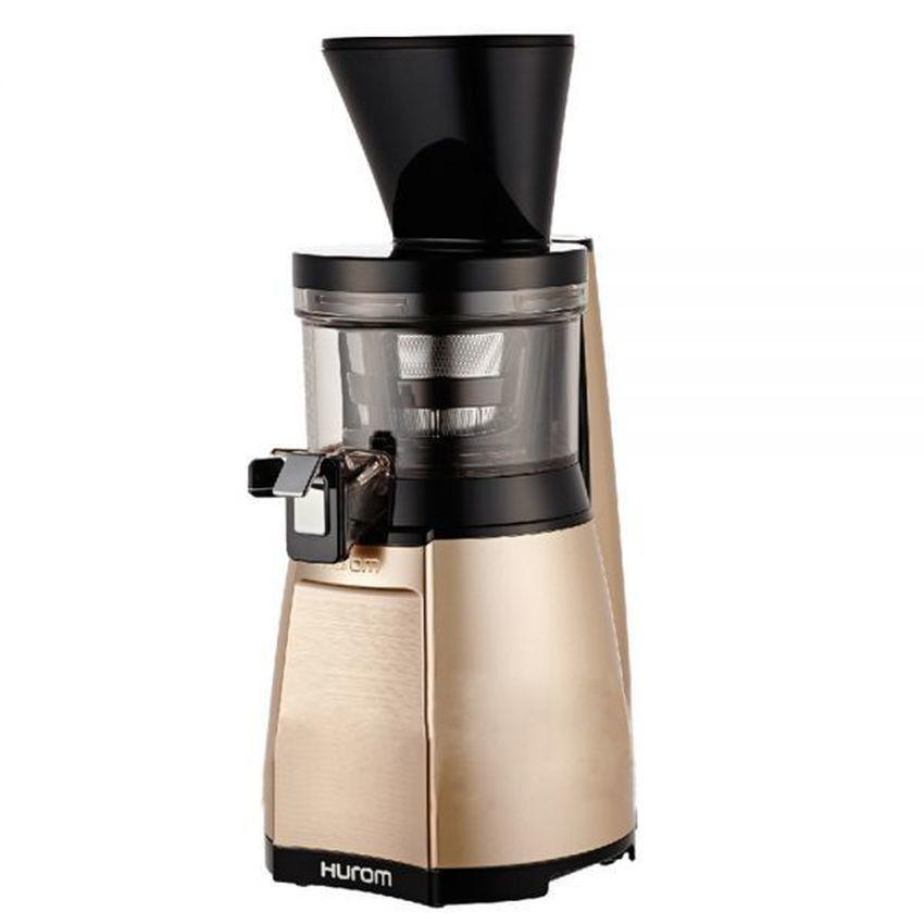 Hurom Slow Juicer Second Generation : (IMPORT) Hurom HU-19SGM Slow Juicer (Gold) eBay