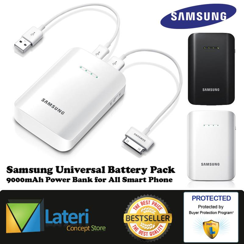 Harga Power Bank Samsung 9000mah Pack Power Bank 9000mah