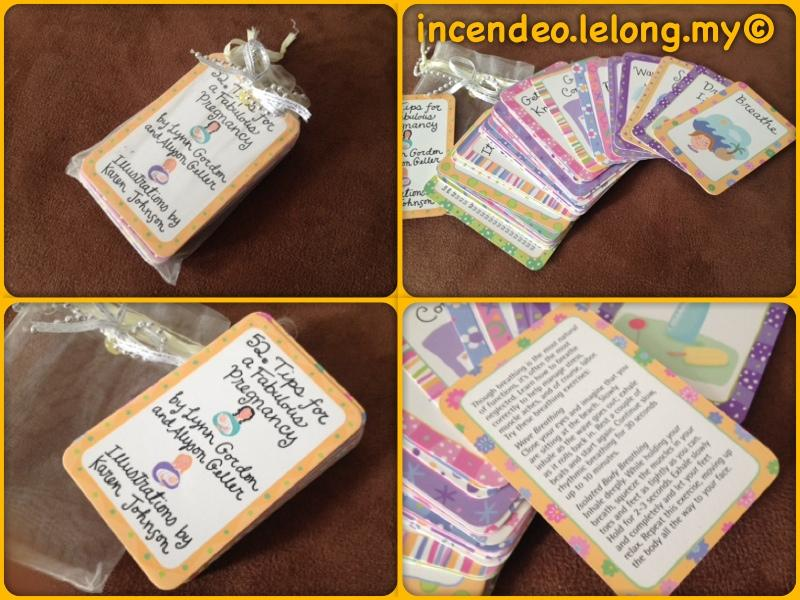 **Incendeo** - 52 Tips for a Fabulous Pregnancy Cards (Free Shipping)