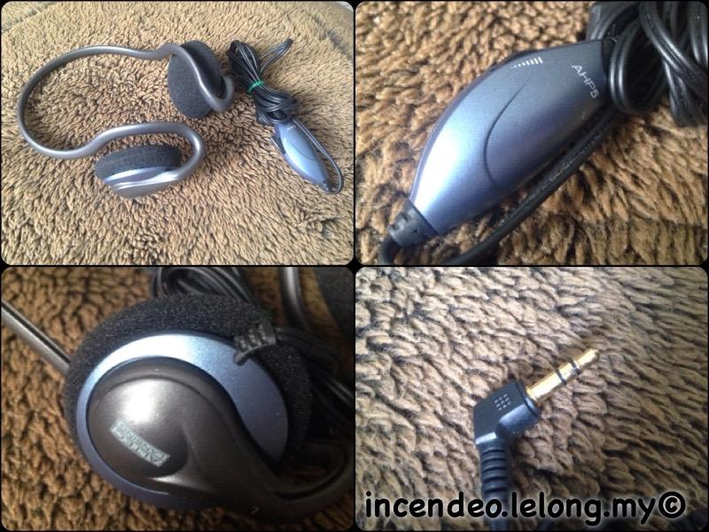 **incendeo** - ALTEC LANSING Stereo Headset AHS5