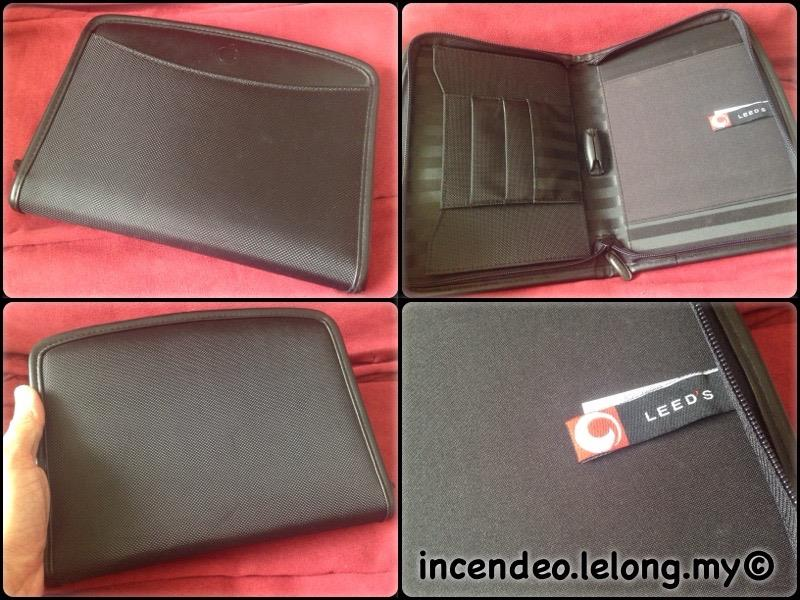 **incendeo** - APPLE Organizer Case by LEED�s