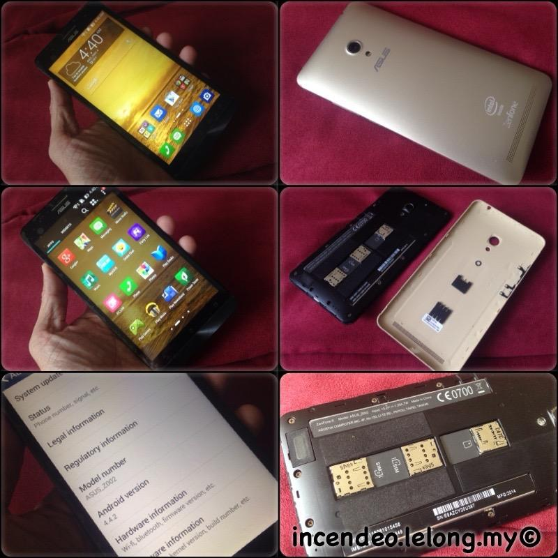 **incendeo** - ASUS Zenfone 6 Android Smart Phone